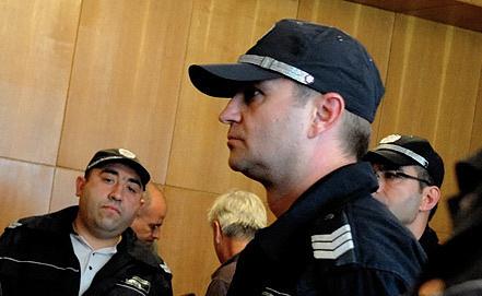 Полиция Болгарии. Фото EPA/ИТАР-ТАСС