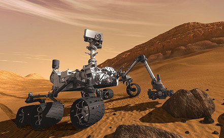 Фото EPA/NASA/JPL-Caltech/ИТАР-ТАСС