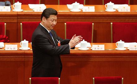 Си Цзиньпин. Фото EPA/ИТАР-ТАСС