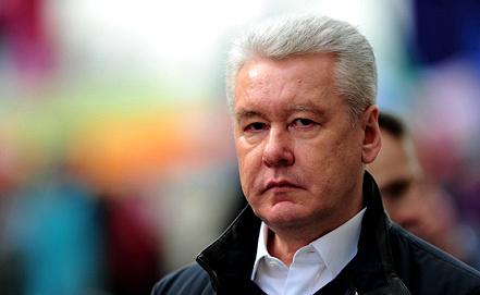 Сергей Собянин. Фото ИТАР-ТАСС