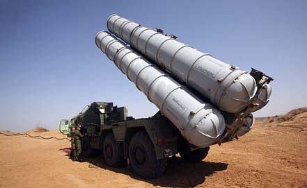 Зенитно-ракетный комплекс С-300. Фото из архива ИТАР-ТАСС/ Дмитрий Рогулин