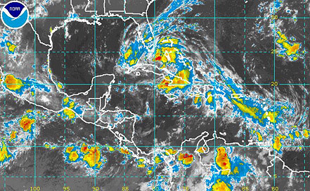 Фото NOAA/HANDOUT/EPA/ИТАР-ТАСС