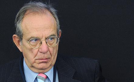 Пьер Карло Падоан. Фото EPA/ИТАР-ТАСС