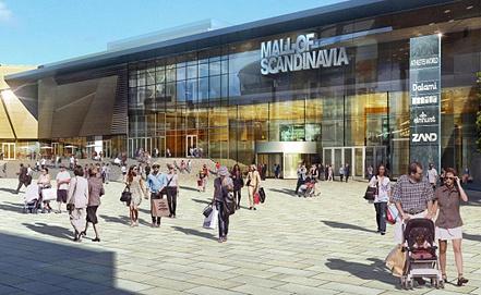 Фото www.mallofscandinavia.se