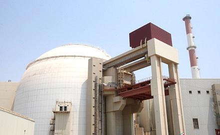 Атомная станция в Бушере. Фото EPA/ИТАР-ТАСС
