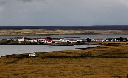 Фолклендские /Мальвинские/ острова. Фото EPA/ИТАР-ТАСС