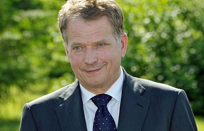 Президент Финляндии Саули Ниинистё / Фото ИТАР-ТАСС