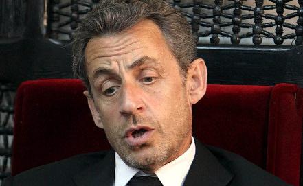 Николя Саркози. Фото EPA/ИТАР-ТАСС