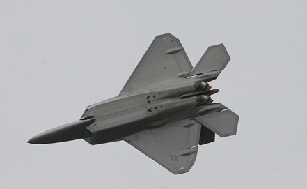 F-22, фото ИТАР-ТАСС