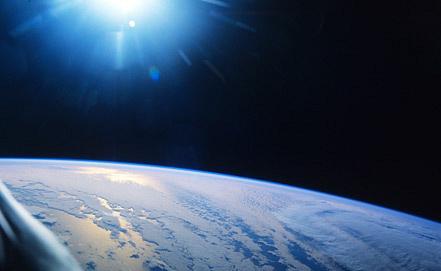 Фото космонавта Владимира Джанибекова/ИТАР-ТАСС