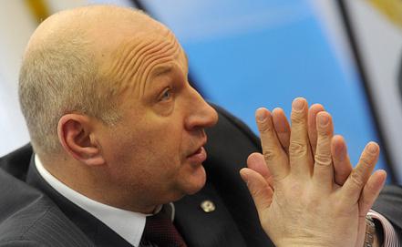 Сергей Чебан. Фото ИТАР-ТАСС