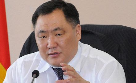 Фото пресс-службы Главы Республики Тыва