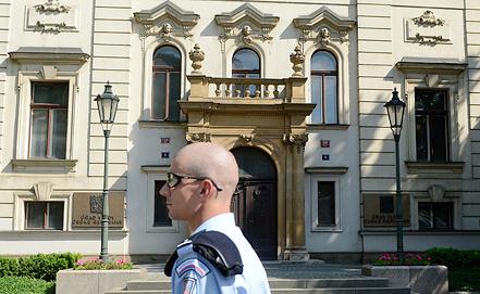 Здание правительства Чехии. Фото EPA/ИТАР-ТАСС