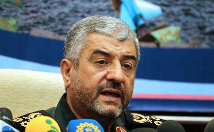 Мохаммад Али Джафари. Фото EPA/ИТАР-ТАСС