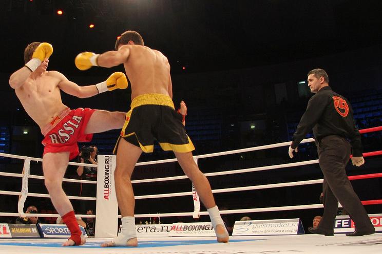 Фото Федерации кикбоксинга России