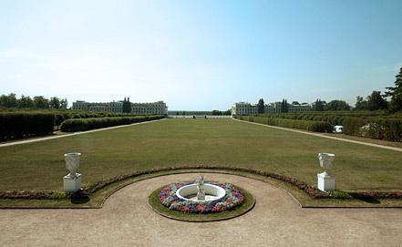 Вид на центральную часть парка. Фото ИТАР-ТАСС