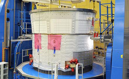 Грузовой корабль ATV-4 Фото EPA/ИТАР-ТАСС