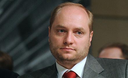 Сопредседатель центрального штаба ОНФ Александр Галушка. Фото ИТАР-ТАСС