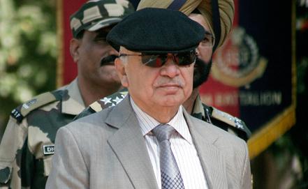 Сушил Кумар Шинде. Фото из архива EPA/ИТАР-ТАСС