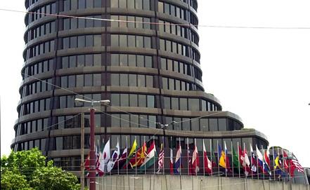 Банк международных расчетов. Фото ЕРА/ИТАР-ТАСС