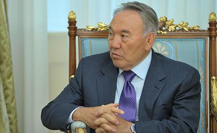 Президент Казахстана Нурсултан Назарбаев Фото ИТАР-ТАСС