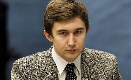 Сергей Карякин. Фото ИТАР-ТАСС