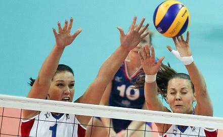 Мария Бородакова /слева/. Фото ИТАР-ТАСС