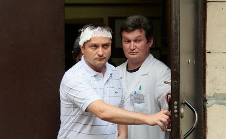 Роман Худяков /слева/. Фото ИТАР-ТАСС