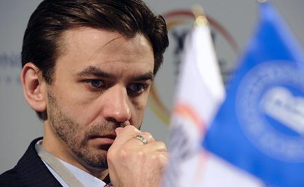 Михаил Абызов. Фото из архива ИТАР-ТАСС