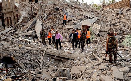 Фото EPA/SANA/ИТАР-ТАСС