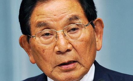 Кэйсю Танака. Фото EPA/ИТАР-ТАСС