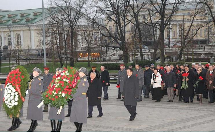 Фото пресс-службы Постоянного Представительства Республики Саха при Президенте РФ