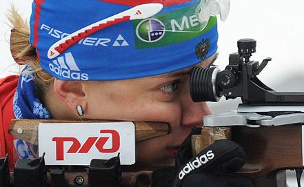 Ольга Зайцева. Фото ИТАР-ТАСС