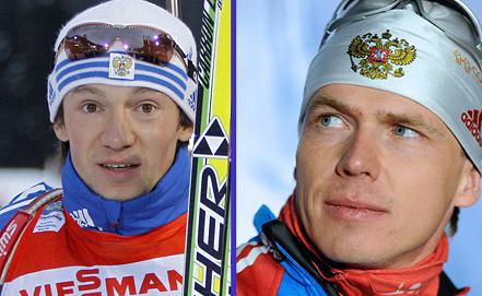 Максим Чудов и Иван Черезов (слева направо). Фото ИТАР-ТАСС