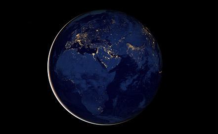 Фото EPA/NASA's Earth Observatory/NOAA/DOD/ИТАР-ТАСС