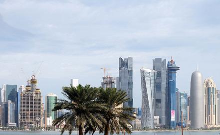 Доха, Катар. Фото EPA/ИТАР-ТАСС