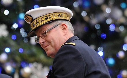 Адмирал Эдуар Гийо. Фото EPA/ИТАР-ТАСС