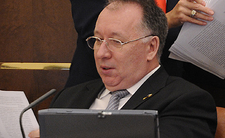 Сергей Бажанов. Фото ИТАР-ТАСС/ Алексей Филиппов