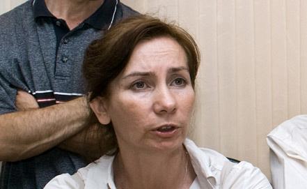 Наталья Эстемирова. Фото ИТАР-ТАСС/ Сергей Узаков