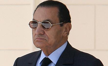Хосни Мубарака, фото из архива EPA/ИТАР-ТАСС