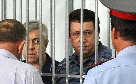 Василий Крутько и Виктор Жданов (справа). Фото ИТАР-ТАСС/Иван Чумаш