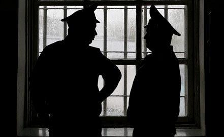 Арестованы фигуранты дела о коррупции в ГИБДД в Забайкалье. Фото ИТАР-ТАСС/ Станислав Красильников.