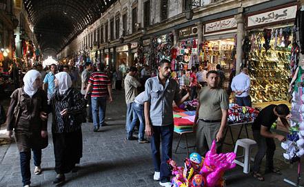 Дамаск, фото из архива EPA/ИТАР-ТАСС