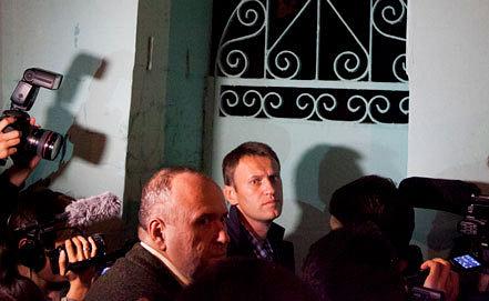 Алексей Навальный. Фото ИТАР-ТАСС/ Михаил Почуев