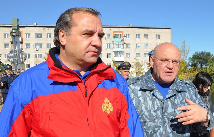 Фото ИТАР-ТАСС/ Пресс-служба Дальневосточного регионального центра МЧС России