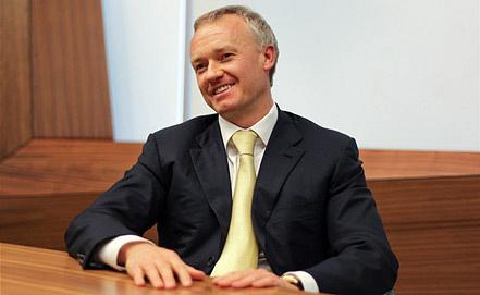 Владислав Баумгертнер. Фото www.uralkali.com