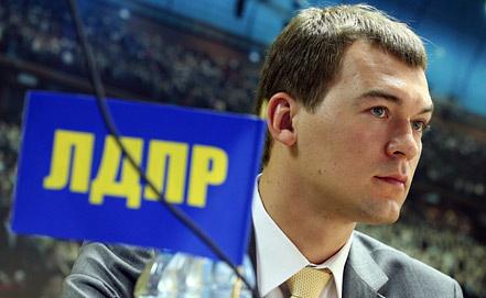 Михаил Дегтярев. Фото ИТАР-ТАСС/ Денис Вышинский