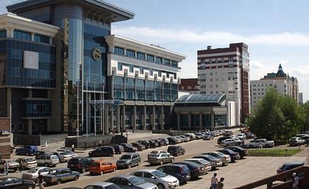 Уфа. Виды города. Фото из архива ИТАР-ТАСС/ Валерий Бушухин
