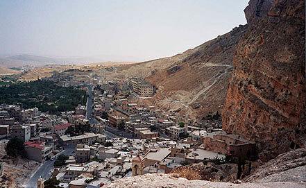 Маалюля. Фото: flickr.com/upyernoz