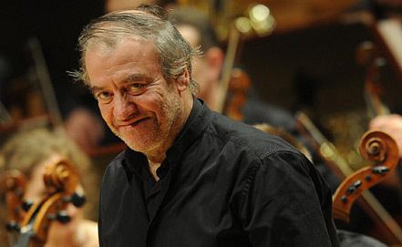 Дирижер Валерий Гергиев, фото из архива ИТАР-ТАСС/ Руслан Шамуков